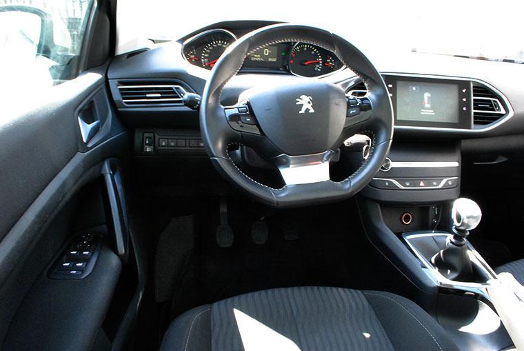 Furgones Rosselot Peugeot 308allure hdi 2016