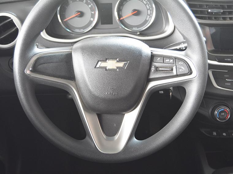 Furgones Rosselot Chevrolet Saillt 2017