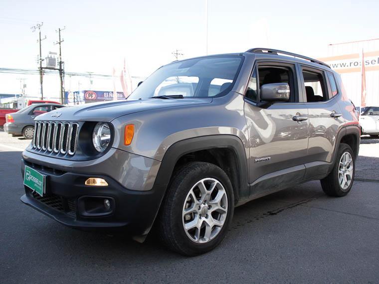 jeep renegade2.4