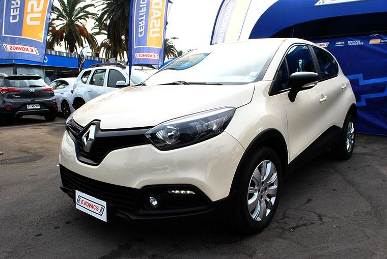 Autos Kovacs Renault Captur authentique ac 2016