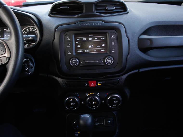 Autos Rosselot Jeep Renegade2.4 2018