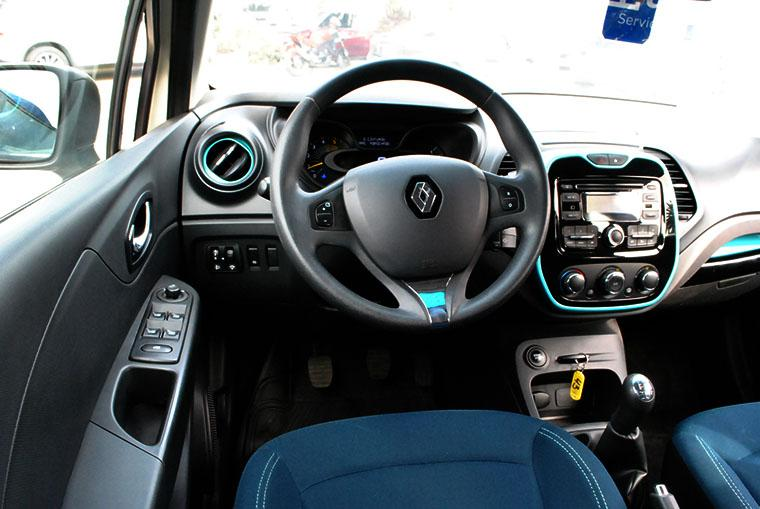 renault captur authentique ac