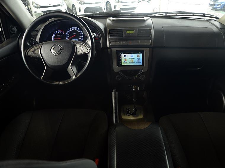 Camionetas Rosselot Ssangyong Rextonw 4x2  at 2016