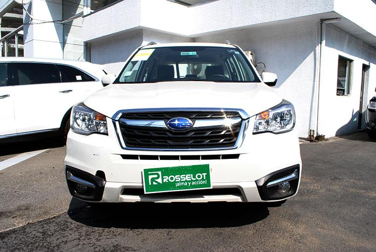 subaru foresterforester