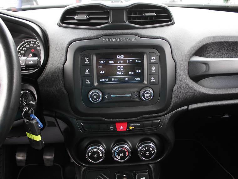 Autos Rosselot Jeep Renegade1.8 2017