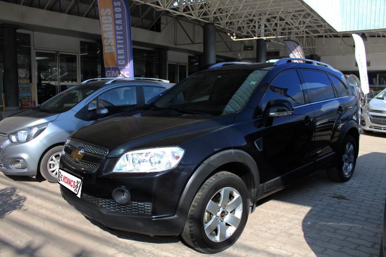 Camionetas Kovacs Chevrolet Captiva lt awd 2.0 aut 2012
