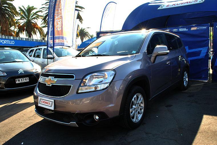 Camionetas Kovacs Chevrolet Orlando 2.4 6at 2015