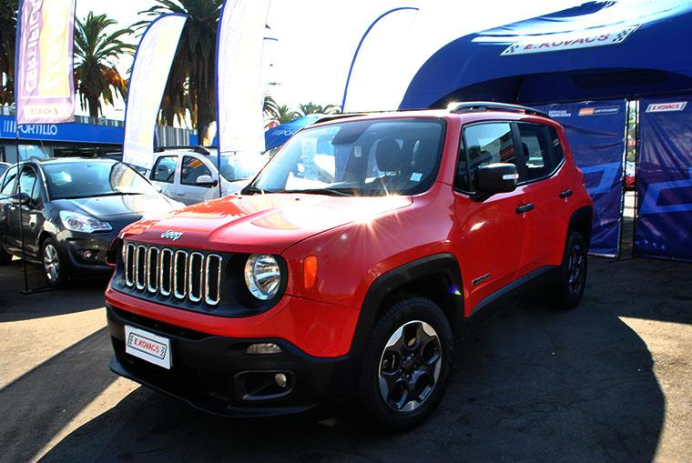 Autos Kovacs Jeep Renegade lx 2016