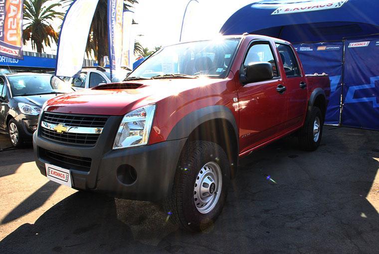 Camionetas Kovacs Chevrolet D-max e4 2.5 2014