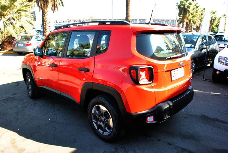 jeep renegade lx