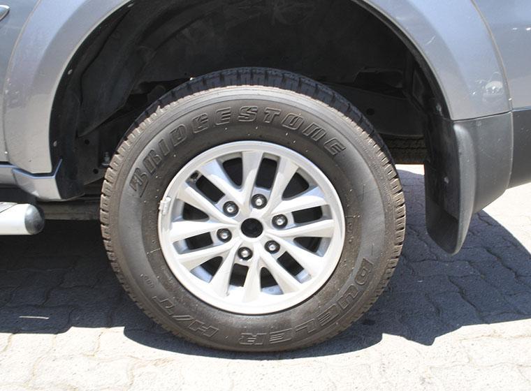mitsubishi montero-sportg2 2.5 at diesel c/c euro v
