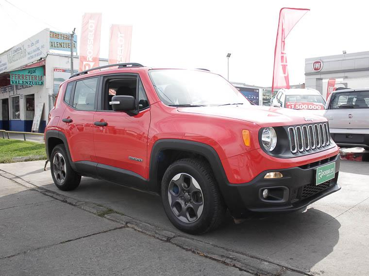 jeep renegade1.8