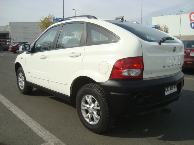 ssangyong actyon 2.3