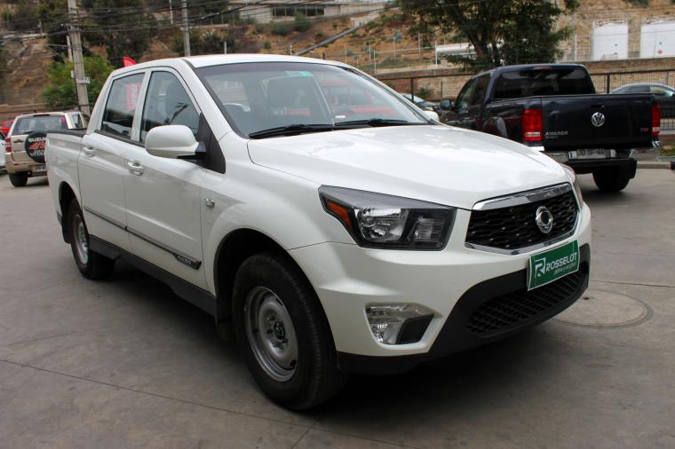 ssangyong actyon-sport 4x2 2.0 mt