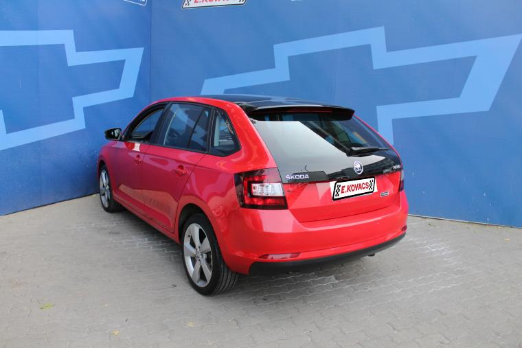 skoda rapid spaceback 1.4