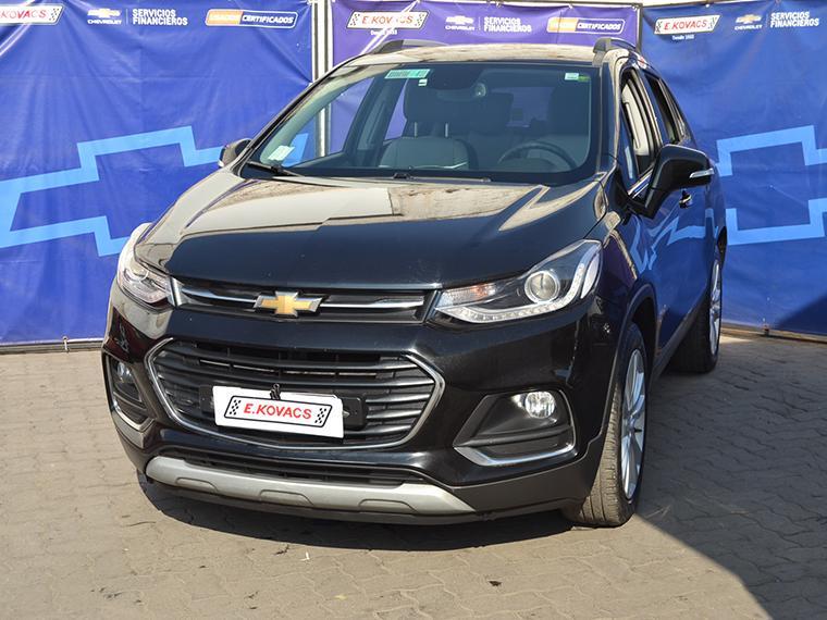 Camionetas Kovacs Chevrolet Tracker lt ac 2017