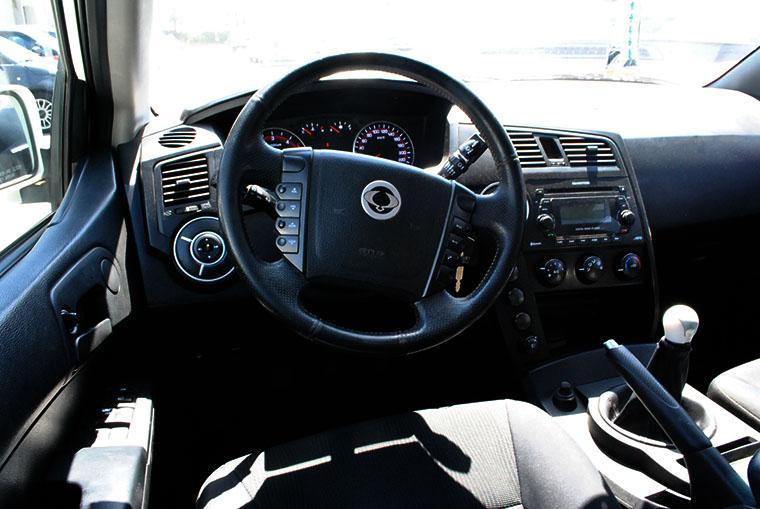 ssangyong actyon-sport new actyon sport euro