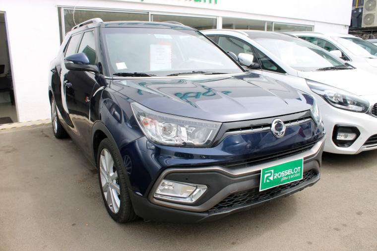 ssangyong xlv 1.6 awd at