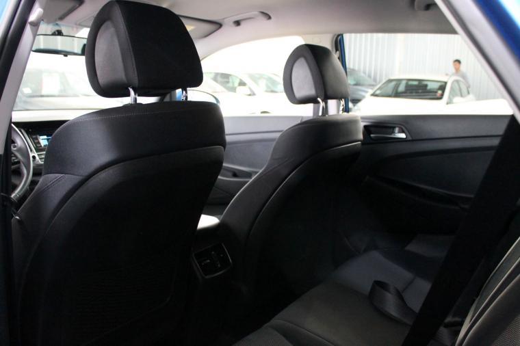 Camionetas Rosselot Hyundai Tucson 2.0 gls diesel  2017