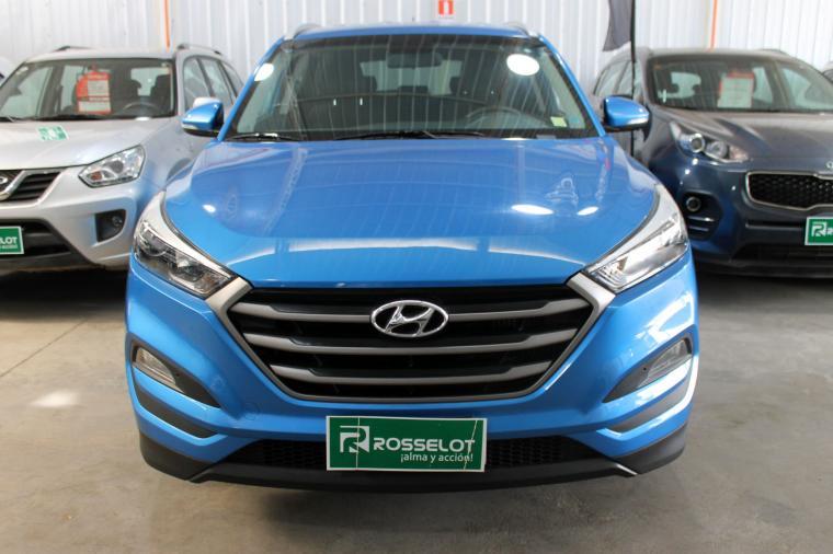 hyundai tucson 2.0 gls diesel