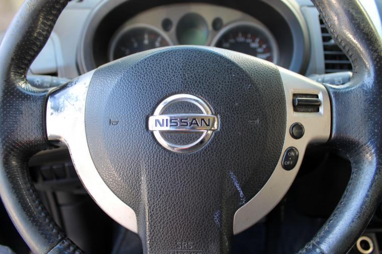 nissan x-trail advance 2.5