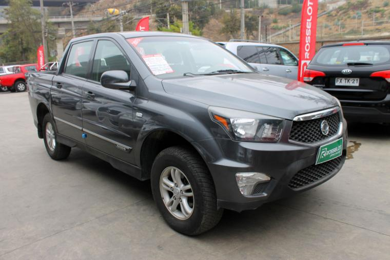 ssangyong actyon-sport 4x4 2.0 mt