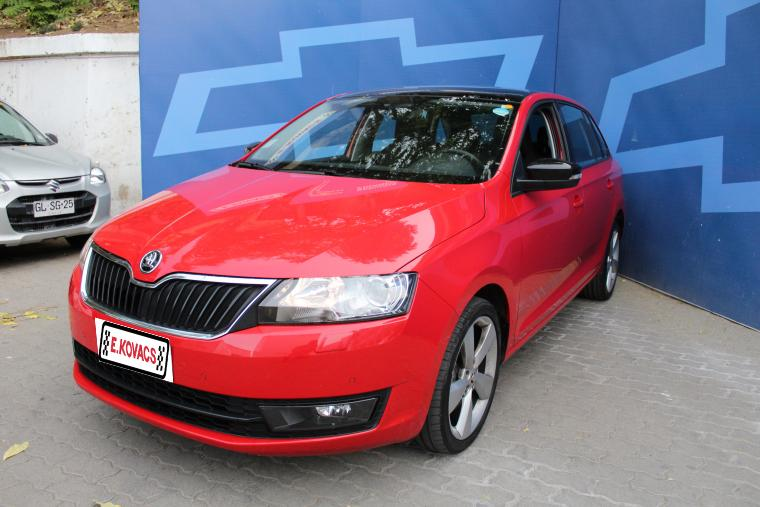 Autos Kovacs Skoda Rapid spaceback 1.4 2017