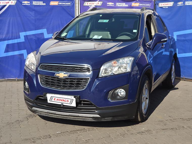 Camionetas Kovacs Chevrolet Tracker lt awd aut ac 2014