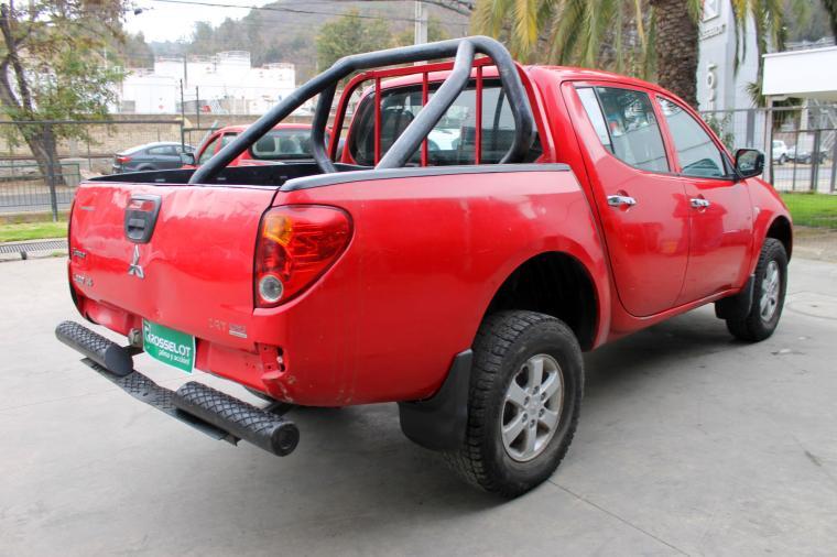 mitsubishi l2002.5 td katana 4x4