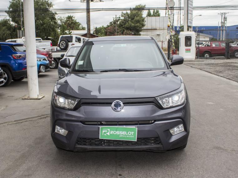 ssangyong tivoli 4x2 1.6 mt tv2112