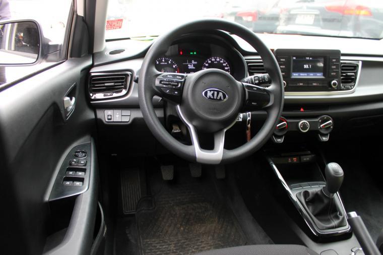 Autos Rosselot Kia Rio-5 ex 1.4l  2017