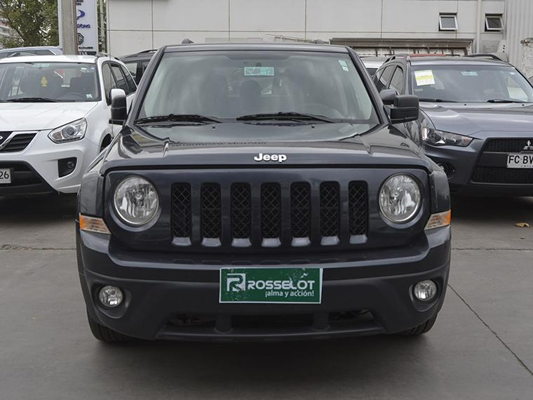 jeep patriot .