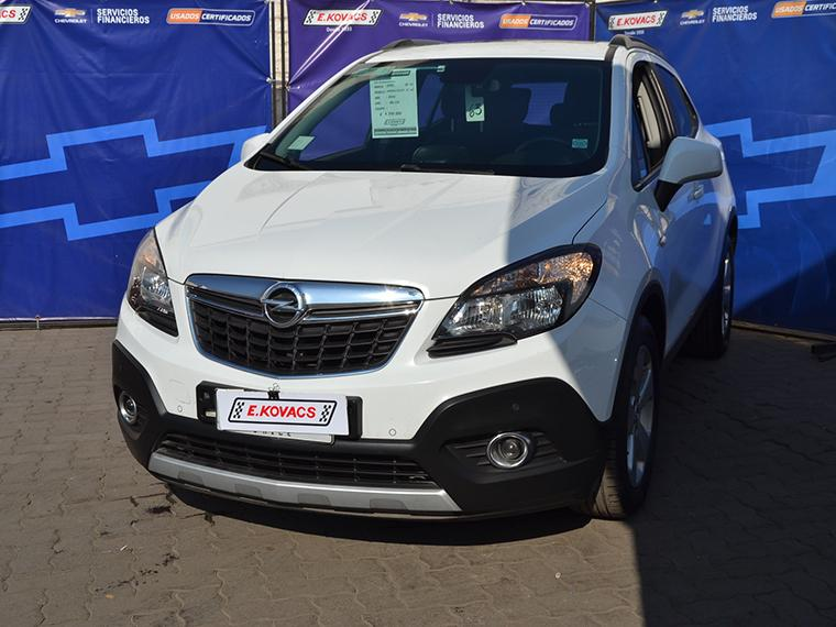Camionetas Kovacs Opel Mokka enjoy at ac 2016
