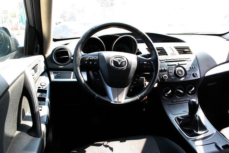 Autos Rosselot Mazda 3 sport  2014