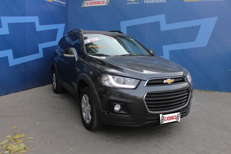 chevrolet captiva 6 ls 2.2
