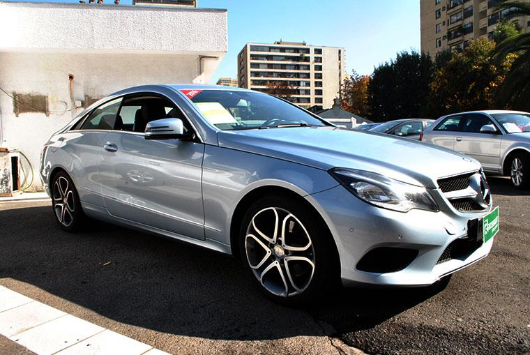 mercedes-benz e-200 coupe