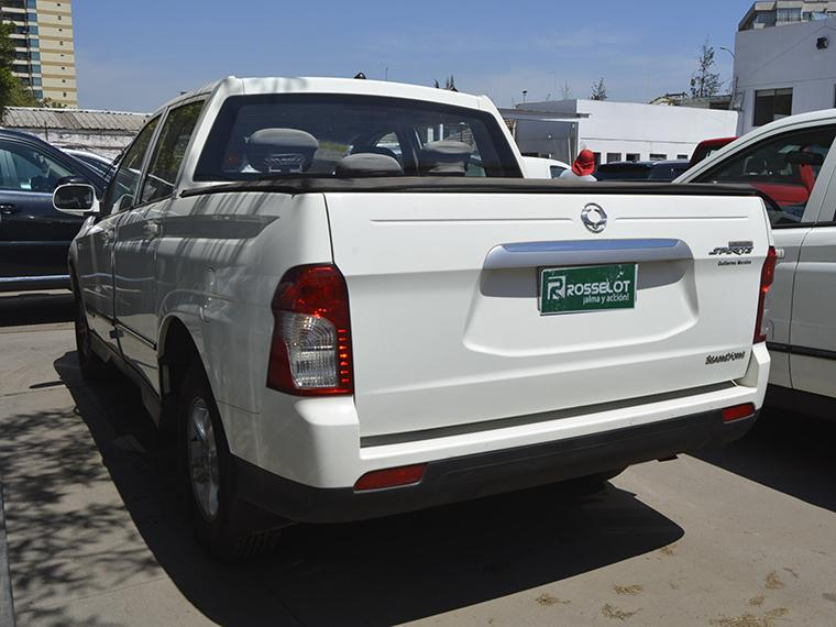 Camionetas Rosselot Ssangyong Actyon-sport a200s  2013