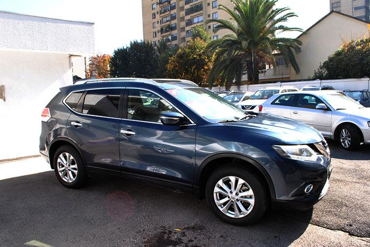 nissan x-trail advance