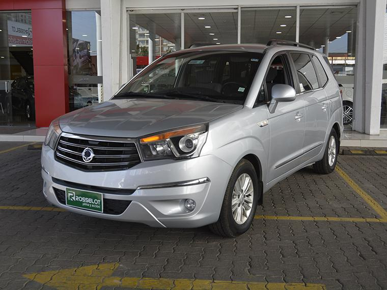 ssangyong stavic xdi