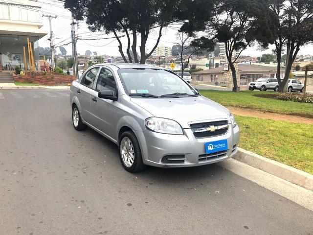 Chevrolet aveo ls 1.4