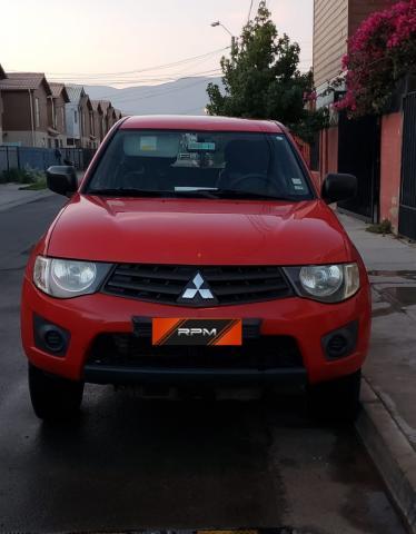 Camionetas Automotora RPM Mitsubishi L200 katana 4x4 crm 2014