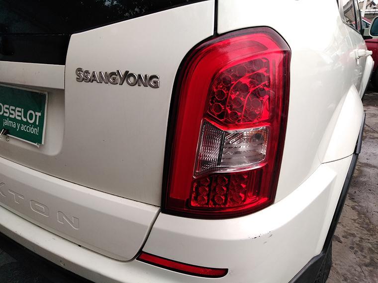 ssangyong rexton w rx200 e-xdi