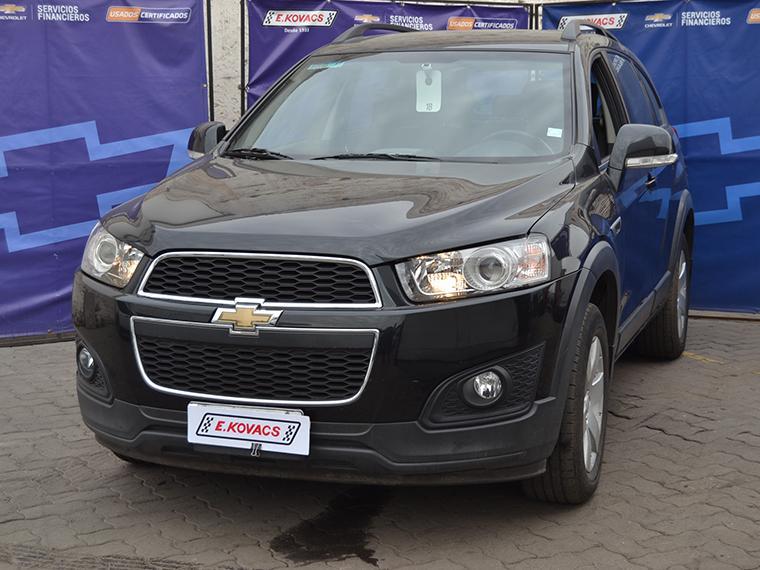 Camionetas Kovacs Chevrolet Captiva ls ac 2014
