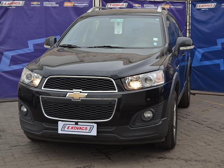 Camionetas Kovacs Chevrolet Captiva v 2.2d awd 6mt 2015