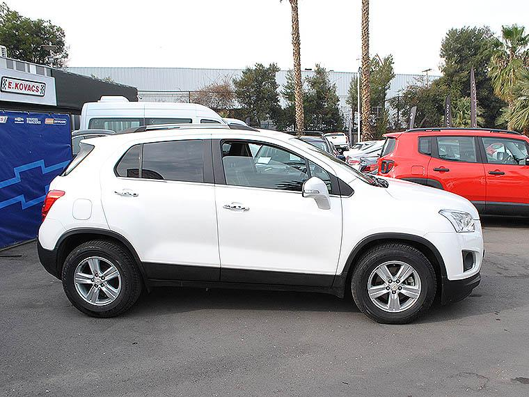 chevrolet tracker 1.8 fwd ls mt