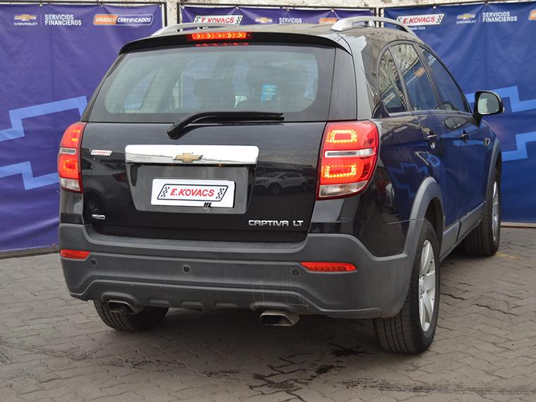 chevrolet captiva v 2.2d awd 6mt