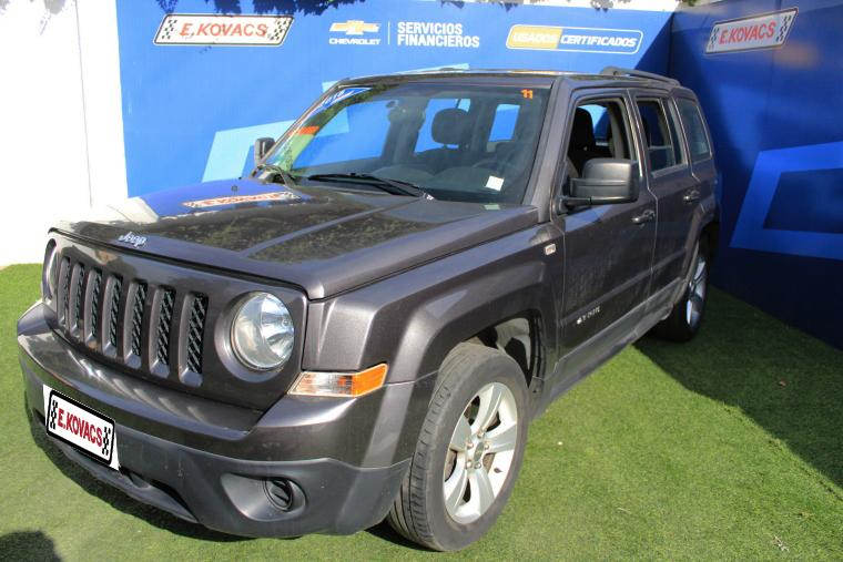 Autos Kovacs Jeep Patriot aut 2.4 4x4 4x4 2 4 2015