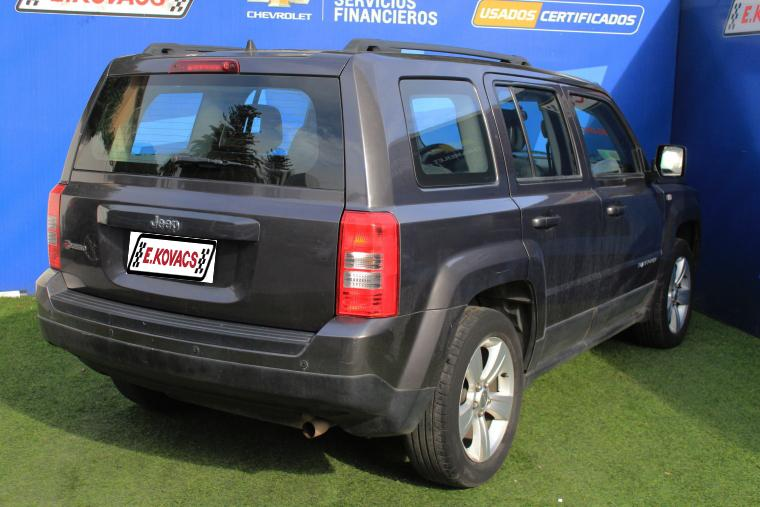 jeep patriot aut 2.4 4x4 4x4 2 4