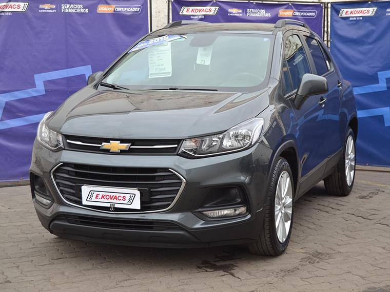 Camionetas Kovacs Chevrolet Tracker ls ac 2018
