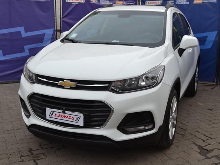 Camionetas Kovacs Chevrolet Tracker ii fwd ac 2018